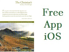 The Christian's Daily Challenge App for iOS